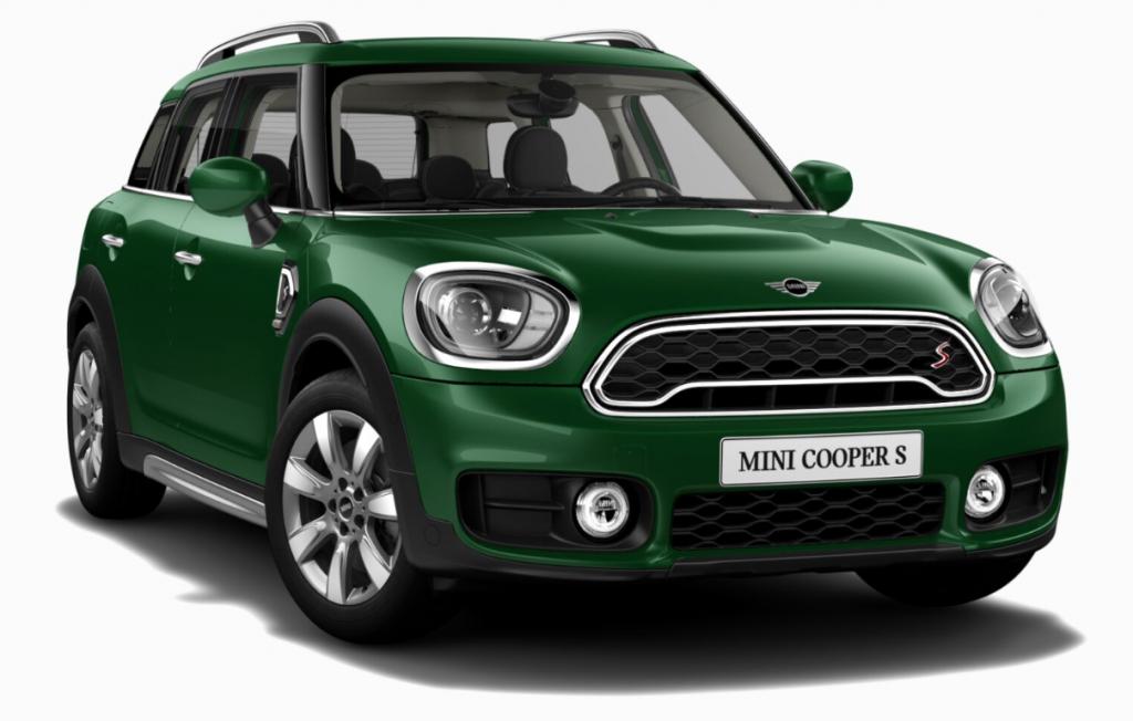 Mini_Cooper_S_Green